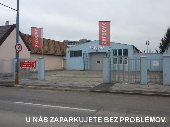 sklenárstvo sklodax Bratislava